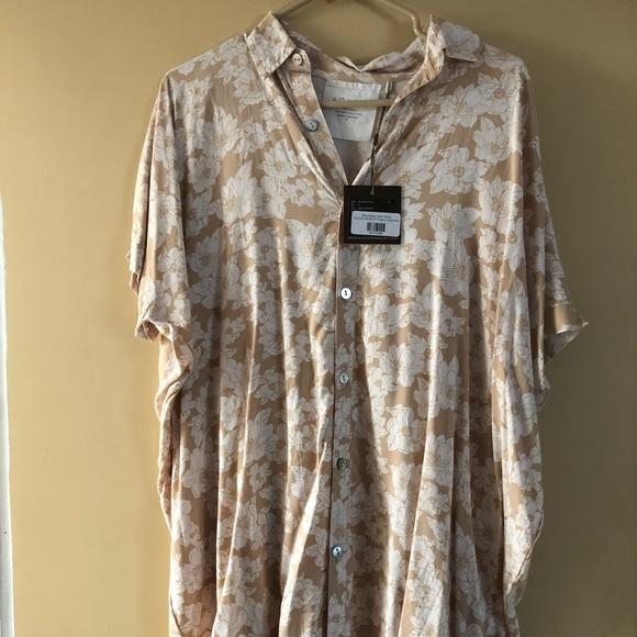 acacia swimwear Dresses & Skirts - Acacia Mombasa Naked Magnolia sz P BNWT